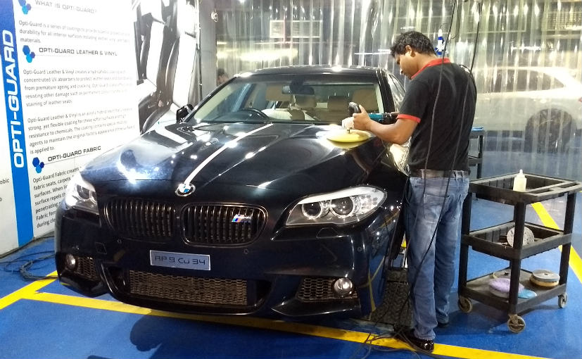 Teflon vs Ceramic Coating For Cars: Which Is Better? - NDTV