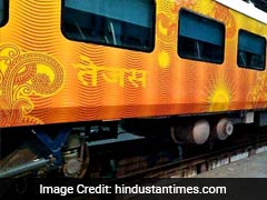 Latest On Tejas Express, The Luxury Train With Wifi, LCD Screens