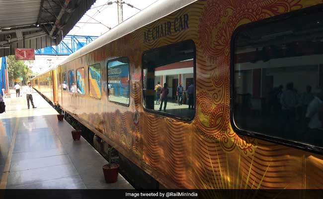 Tejas Express trains will come with a variety of on-board facilities