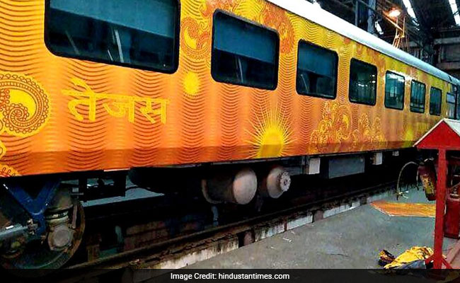 Tejas Express Chandigarh-Delhi Trains To Have Wifi, LCD Screen, Other Facilities