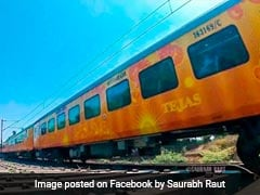 Tejas Express, 'Aeroplane On Tracks', Makes First Trip Today: 10 Points