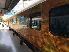 Tejas Express: Luxury Trains With Wifi, LCDs Set For Launch On Mumbai-Goa Route