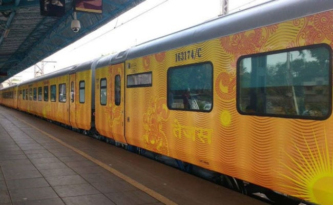 Food Was Okay, Says Railways After 26 People Fell Sick On Tejas Express