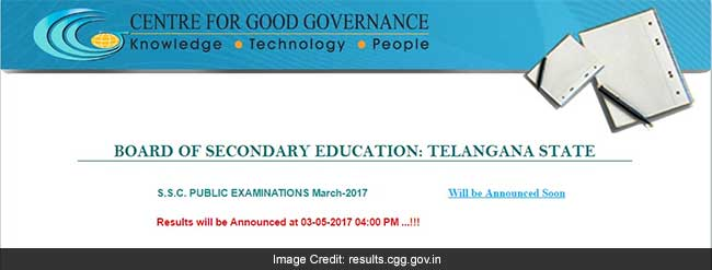 telangana ssc result 2017