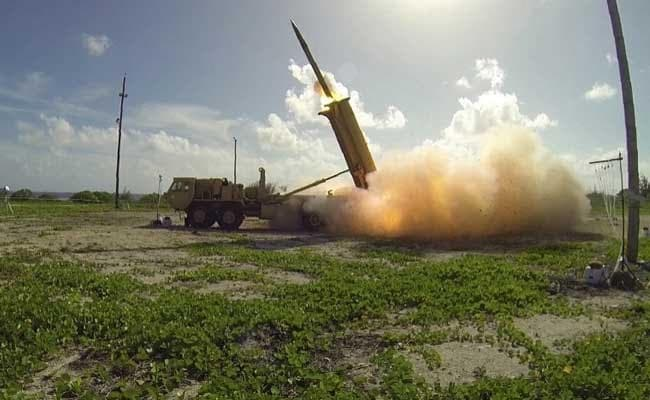 U.S. military announces THAAD test in Alaska as soon as this weekend