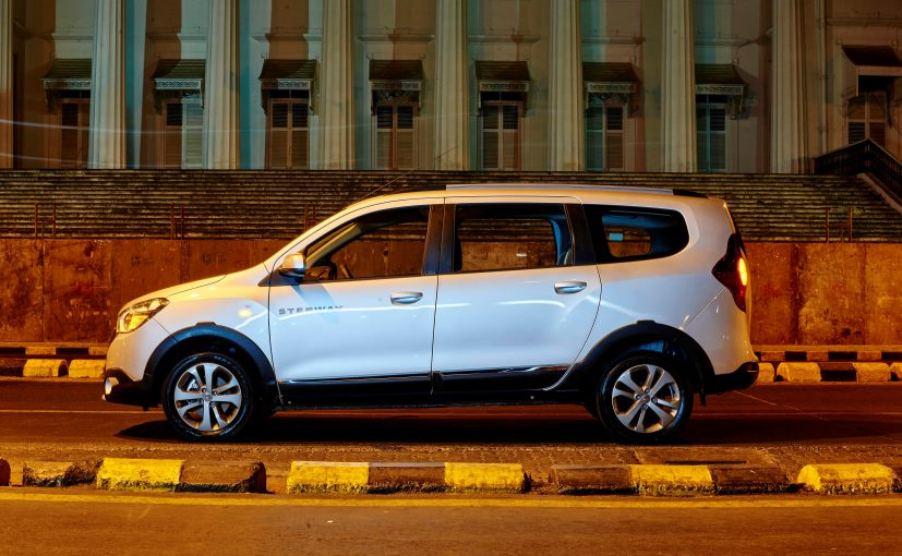 the new renault lodgy stepway