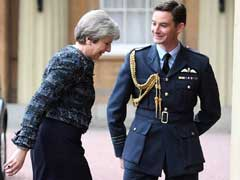 British Prime Minister Theresa May, Queen Mark End Of Parliament Before June Vote