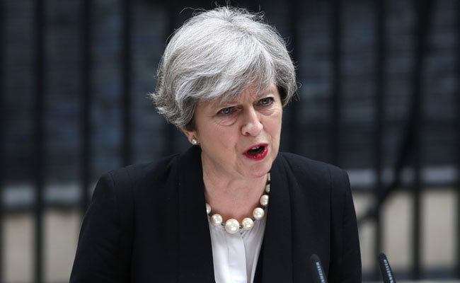Theresa May's Conservatives Send New Mixed Message On Tax As UK Election Nears