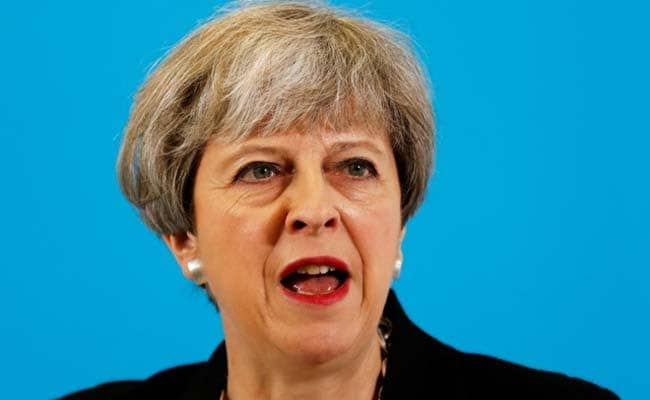 After Donald Trump Disclosures, UK's Theresa May Says She Will Continue To Share Intel With US