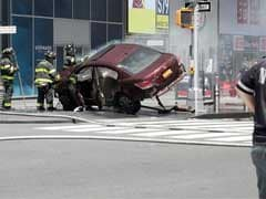 Car Rams Pedestrians In New York's Times Square, Kills 1, Injures Others