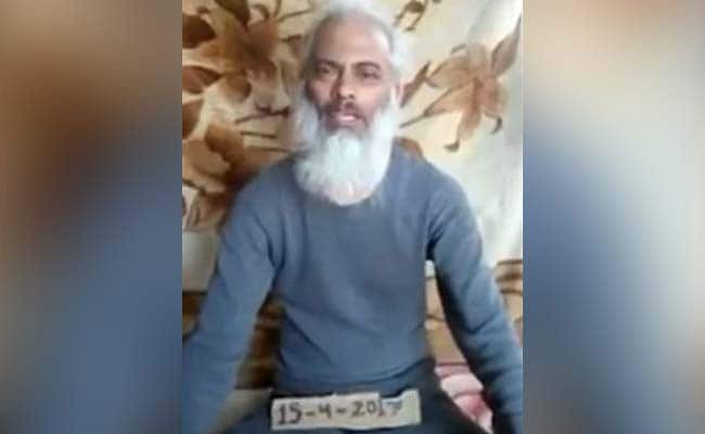 Kidnapped Indian Priest In Yemen Pleads For Help In Video