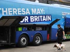 Battle Buses Play Driving Role In Britain's Snap Election