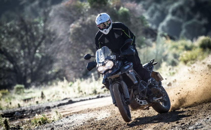 Triumph dealerships are offering discounts on the outgoing Tiger 800