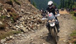 Triumph Tiger Owners Complete Tiger Trail Adventure
