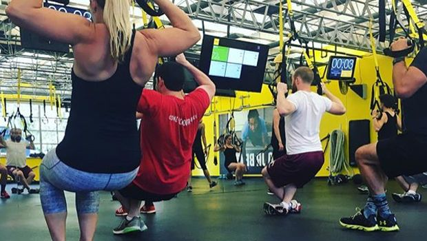trx exercises fitness