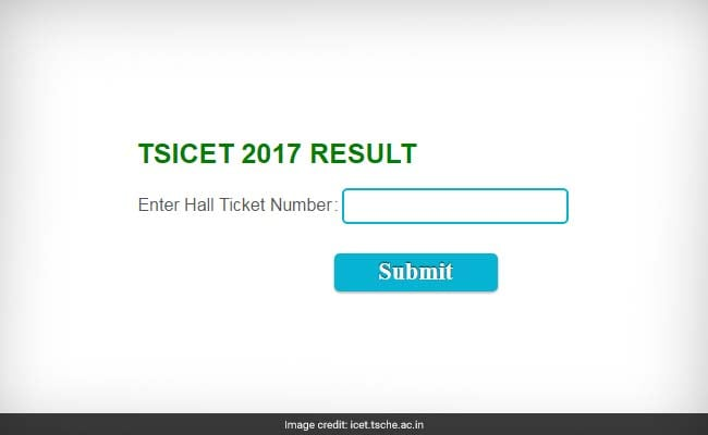 ts icet results declared