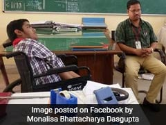 West Bengal Teenager With Cerebral Palsy Wants To Become Next Stephen Hawking