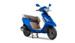 TVS Scooty Zest 110 Matte Series Launched; Priced At Rs. 48,038