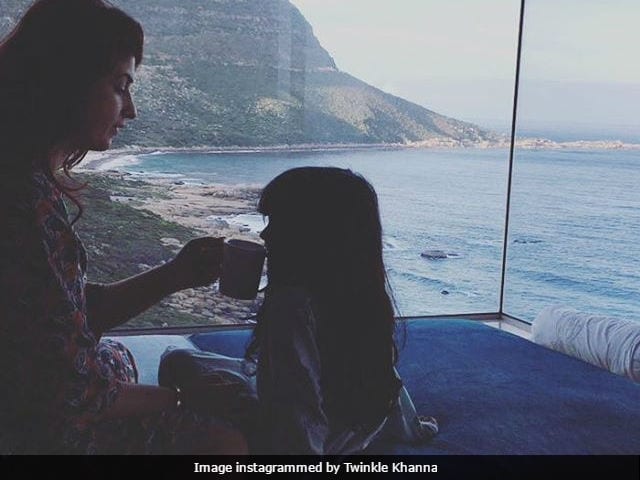 Twinkle Khanna Is 60. No, Really. Her Daughter Nitara Says So