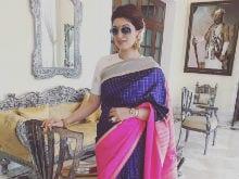 Twinkle Khanna Wishes Her Friends Were Like A <i>Sari</i>. No, Really