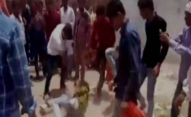 Man Beaten In Ujjain After Cow Torture Rumour. Cops Say Personal Dispute