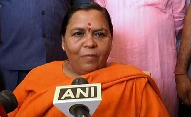 Uma Bharti To Fast Unto Death If Ganga Mission Dosen't Start By October 2018