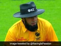 चैंपियंस ट्रॉफी: नए लुक में पाकिस्तानी अम्पायर अलीम डार, यह क्रिकेटर बना इस मामले में उनके लिए प्रेरणा...