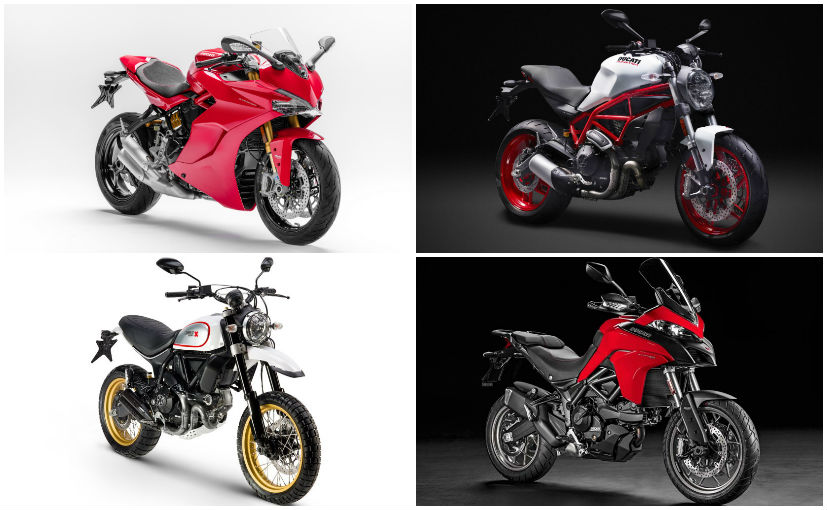 upcoming ducati bikes in india: prices out - ndtv carandbike