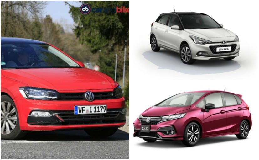 upcoming premium hatchback cars in india