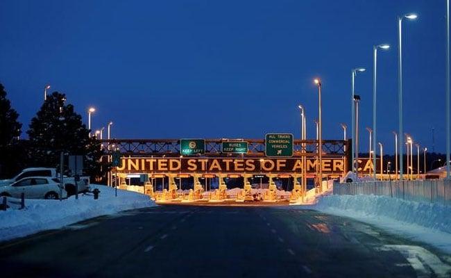 us canada border reuters