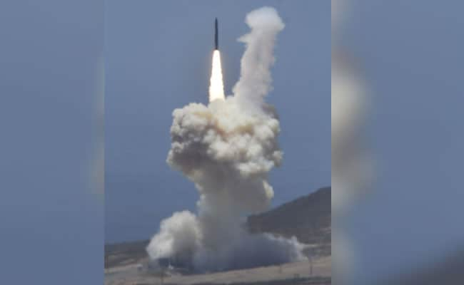 US Conducts Missile Defense Test Off Hawaii Coast