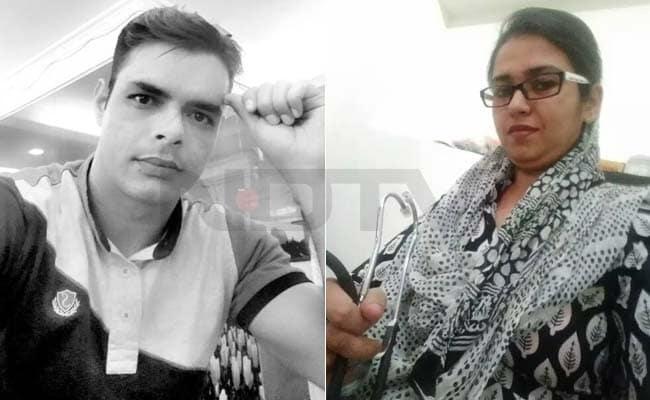 Indian Woman Uzma Who Alleged Wedding At Gunpoint To Pak Man Returns