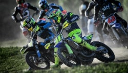 Valentino Rossi Admitted To Hospital After Sustaining Injuries In A Motocross Crash