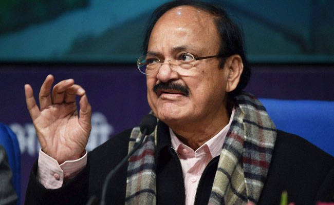 'Will Examine Issues': Venkaiah Naidu On Objections To Cattle Trade Rule