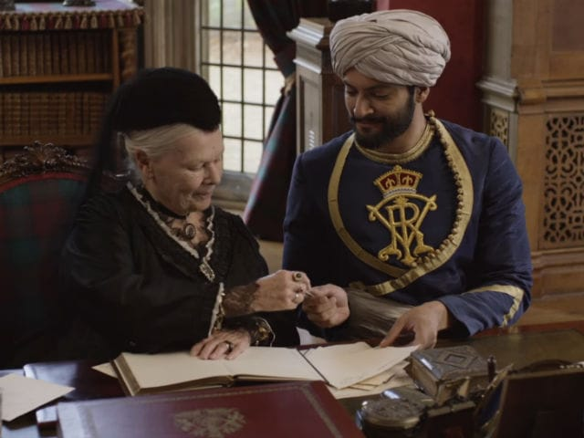 Judi Dench is queen again in trailer for new film Victoria & Abdul