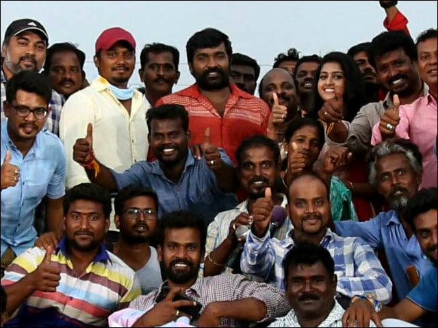 Karuppan Movie