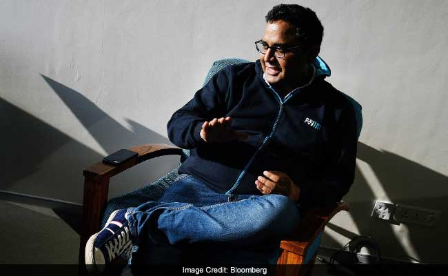 Praise For Paytm Boss Vijay Shekhar Sharma. All The Way From Aligarh