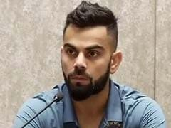 Virat Kohli Addresses Media Ahead Of Champions Trophy
