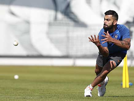 Champions Trophy 2017: India Take on New Zealand in Opening Warm-up
