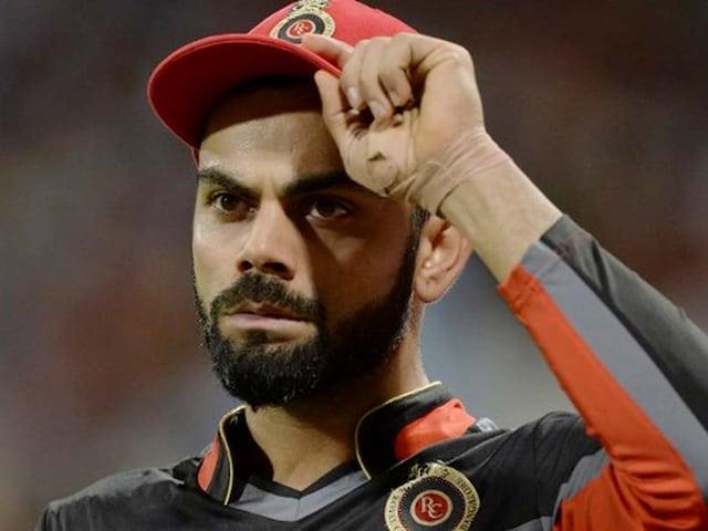 IPL 2017: Virat Kohli Is Disheartened With Royal Challengers Bangalores Poor Performance