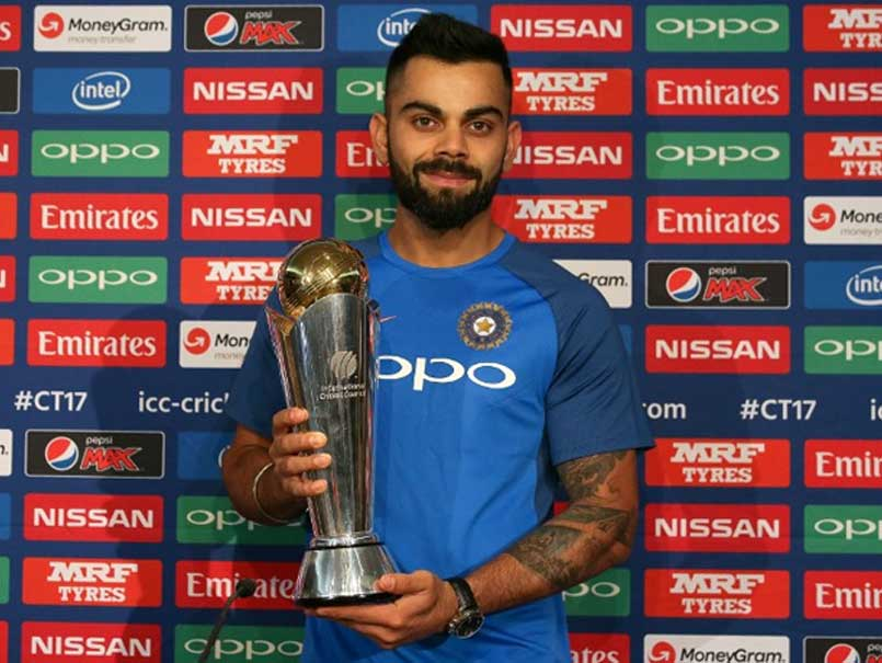 ICC Champions Trophy 2017, Preview: India, Australia Favourites For Top Honours
