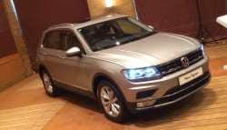 Volkswagen Tiguan: Variants Explained