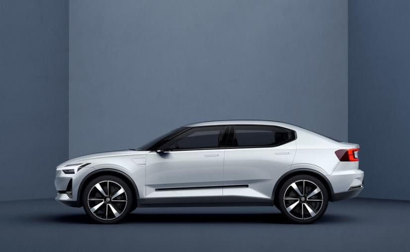volvo electric car concept
