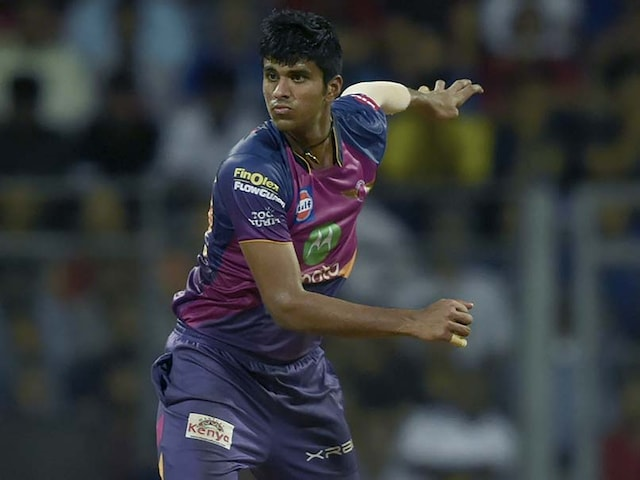 IPL 2017: Washington Sundar - RPS Youngster Has A Cool Name And A Hot Game