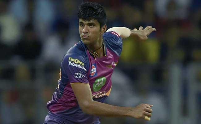 IPL10: पुणे सुपरजाइंट के वाशिंगटन सुंदर ने फाइनल मैच में बनाया एक अनोखा रिकॉर्ड..