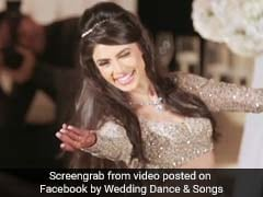 A Million Views For This Bride's Bollywood Dance Performance