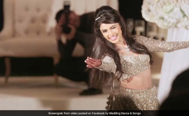 वायरल वीडियो: 'दिल दीवाना' क्या हुआ फेसबुक पर छा गई यह दुल्हन...