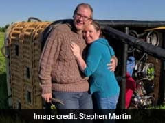 Hot Air Balloon Crashes After Mid-Air Proposal, 'Crazy Adventure,' Says Couple