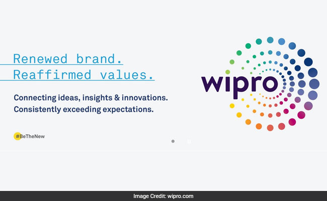 Wipro Goes For New Brand Identity