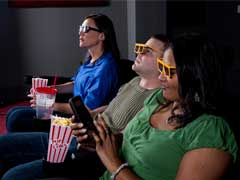 Man Sues Woman For Texting During A Movie. It Was A 'Date From Hell'
